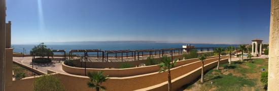 Balcony - Crowne Plaza Jordan - Dead Sea Resort & Spa Photo