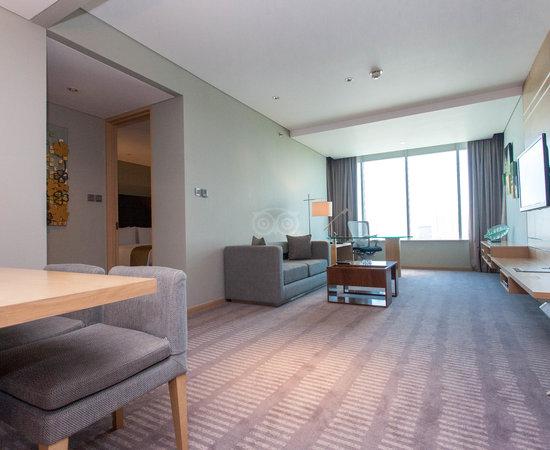 The Executive Suite at the Holiday Inn Jakarta Kemayoran