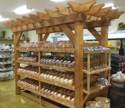 Whiteville, TN: Fresh bread 3 days a week!
