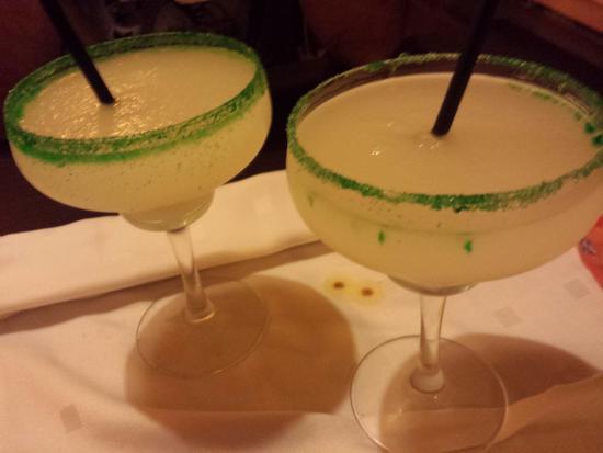 Mexicali: Margaritas