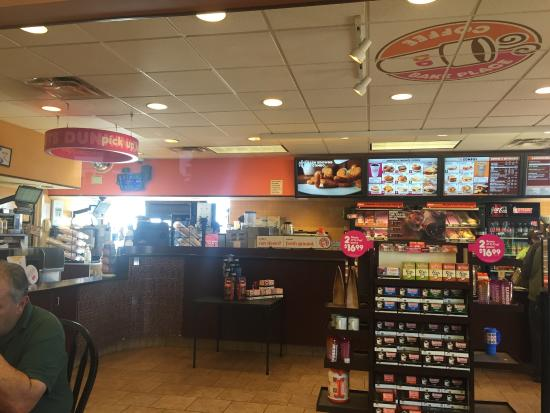 Dunkin Donuts Searsport Restaurant Reviews Phone