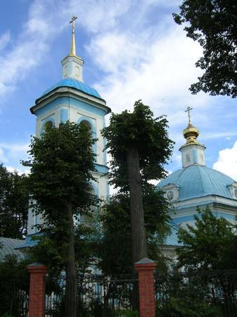 Baryatino, روسيا: Богородично-Рождественская Девичья Пустынь