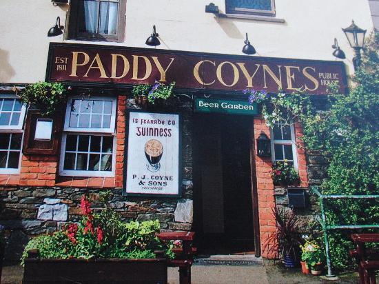 Tullycross, Irlanda: Eingang zum Restaurant