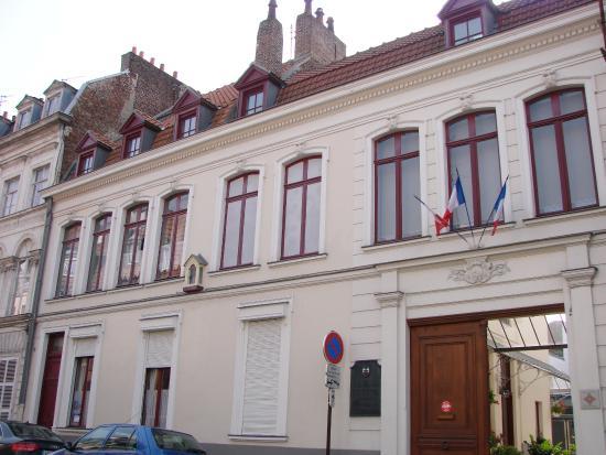 Le Musee de la Maison Natale de Charles de Gaulle : Музей Шарля де Голля
