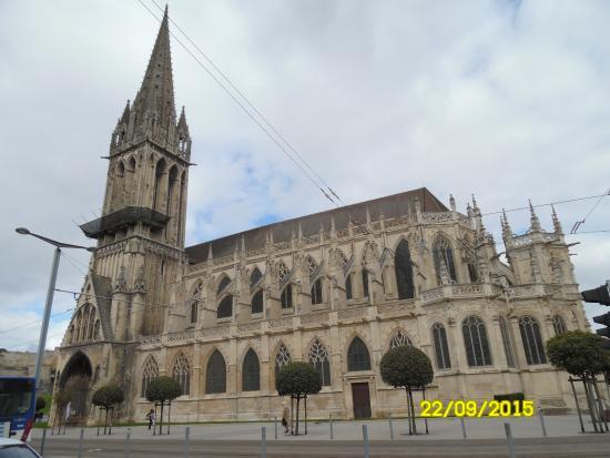 Church St Pierre, Caen - Picture of Eglise Saint-Pierre ...