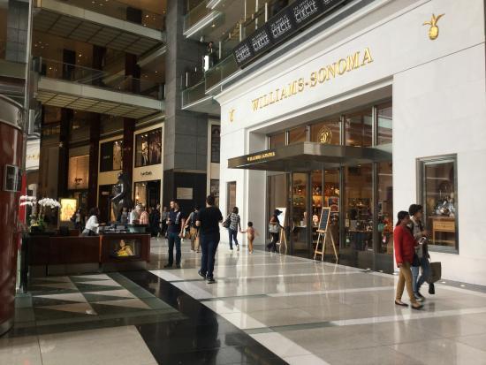 哥伦布环购物区