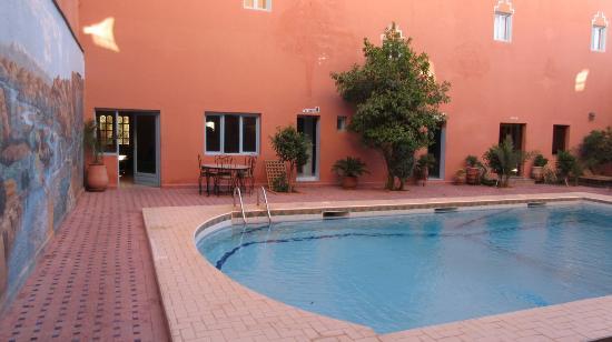 Zaghro Hotel: Pool