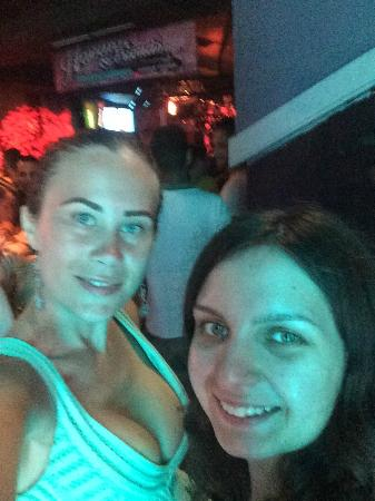 Soho Lounge: танцы