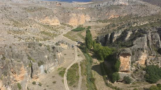 Las Valeras, إسبانيا: Ciudad romana de Valeria