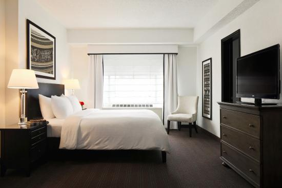 Capitol Hill Hotel: spacious accomodations