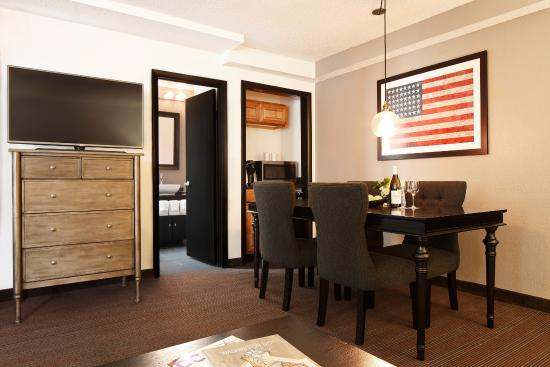 Capitol Hill Hotel: one bedroom