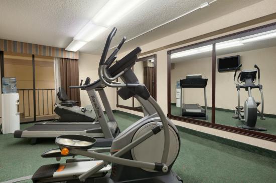 هوليداي إن جاكسون فيل إي - آي - 95 بايميدوز: Fitness Center