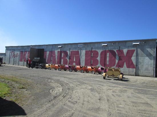The Kumara Box