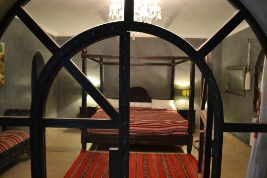 Le Mas de l'Ourika: Les chambres