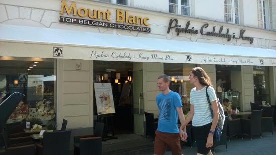 Mount Blanc Pijalnia Czekolady i Kawy