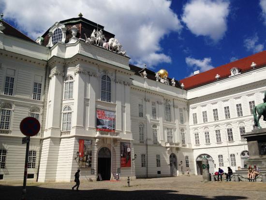 ... Austrian National Library (Nationalbibliothek), Vienna - TripAdvisor