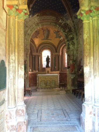 Bresse-sur-Grosne, Francia: Chapel