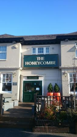 ‪The Honeycombe‬