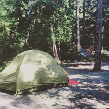 Seawall Campground: B16