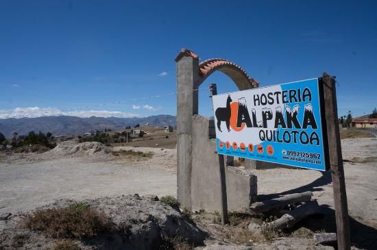 "Hosteria Alpaka Quilotoa: Alpaka with a ""k"""