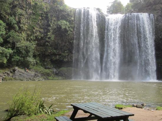 Whangarei, Nueva Zelanda: View from the picnic area