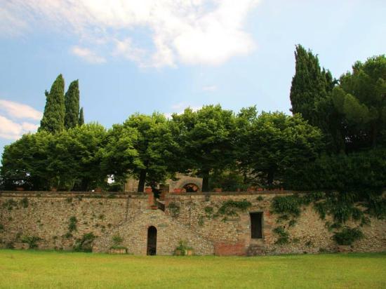 Montespertoli, Italien: La magnifica magione del Castello di Fezzana