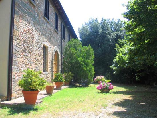 Montespertoli, Italië: Una delle zone addetta alle cerimonie