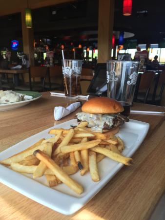 Applebee's: Hamburger