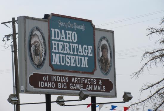 Idaho Heritage Museum