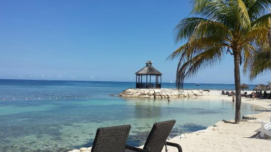 Secrets St James Montego Bay Jamaica Beach