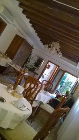 Ca Formosa: desayunador