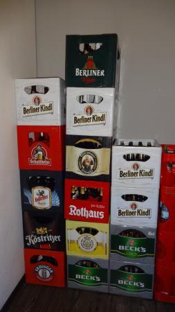 Kobes ene Kolsch : diferentes cervejas