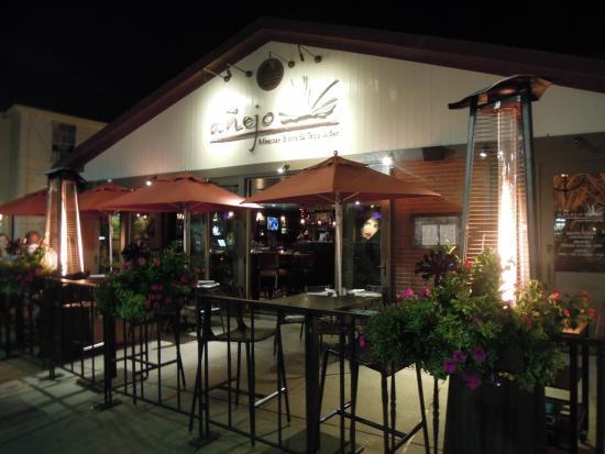 Anejo Mexican Bistro Tequila Bar Restaurant Exterior