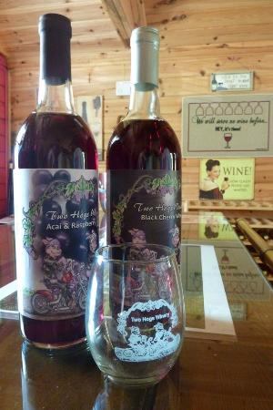 Vassalboro, ME: Delicious Fruit Wines