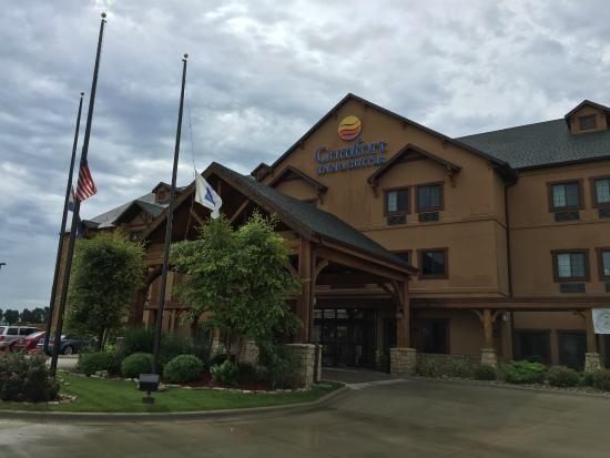 Comfort Inn Suites Chillicothe Mo