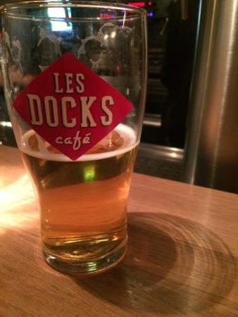 Les Docks Cafe