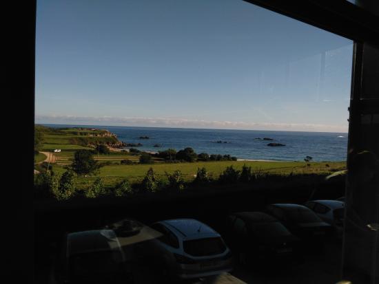 La Portilla Hotel: view