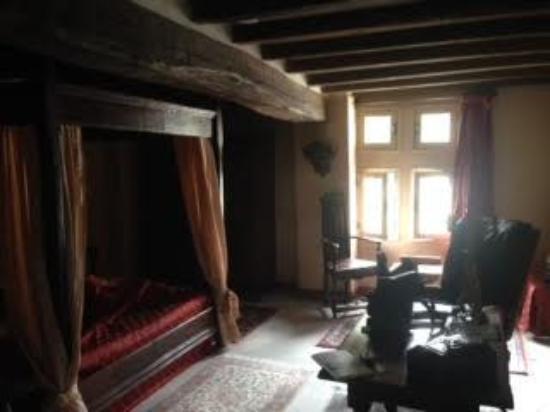 La Croix de la Voulte: A room