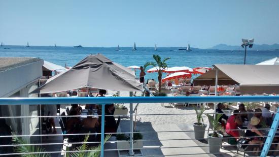 Hotel Colbert: Plage Le Ruban Bleu beach