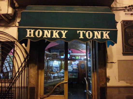 Bar HonkyTonk