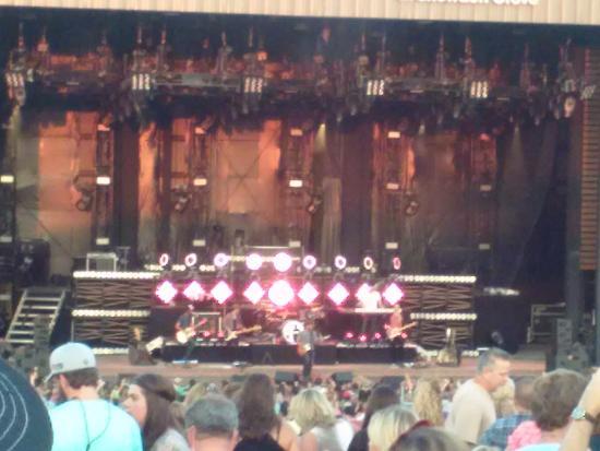 Tim McGraw Shotgun Rider Tour - Snowden Grove Amphitheater