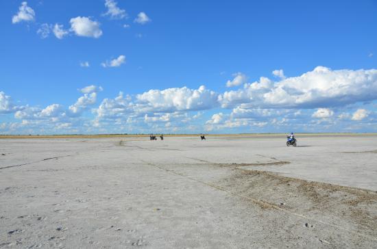Makgadikgadi Pans National Park