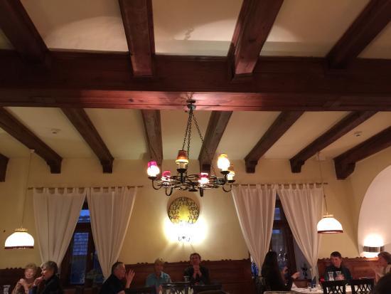 Restaurant im Seehotel Gruner Baum Photo