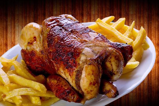 Pollo a la Brasa Port Chester - Picture of Panka Peruvian Bistro ...