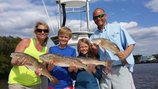 Everglades city fishing charters for Everglades city fishing