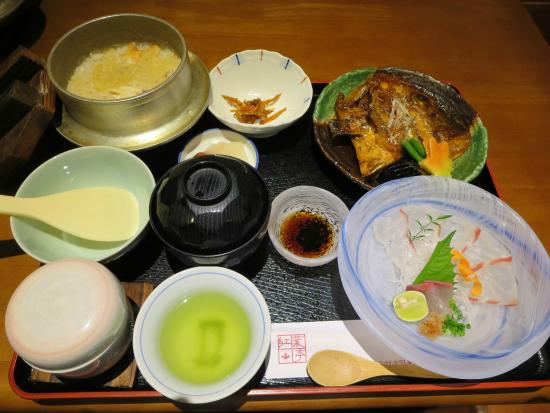 Terminal Toyo Hotel: 夕食(タイ尽くしコース)