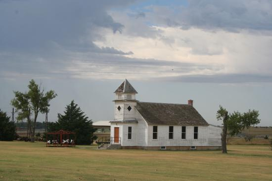 Santa Fe Trail Center: The Church