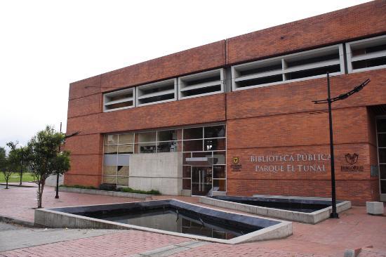 Biblioteca Publica Gabriel Garcia Marquez (El Tunal)