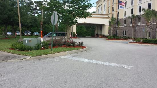 Hampton Inn Jacksonville East Regency Square: Love the breakfast.