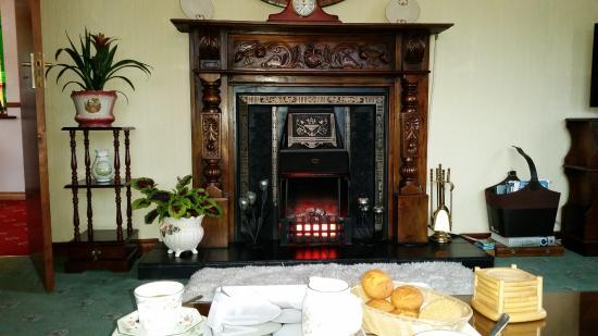 Glencairn House: Afternoon tea